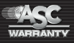 ASC Warranty SQL Success