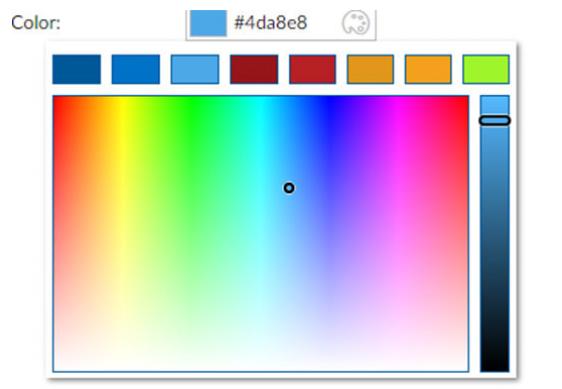 cWebColorForm (with palette)