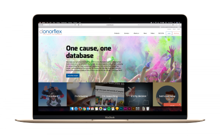IMAGE 6 - Website donorflex - Creative blog