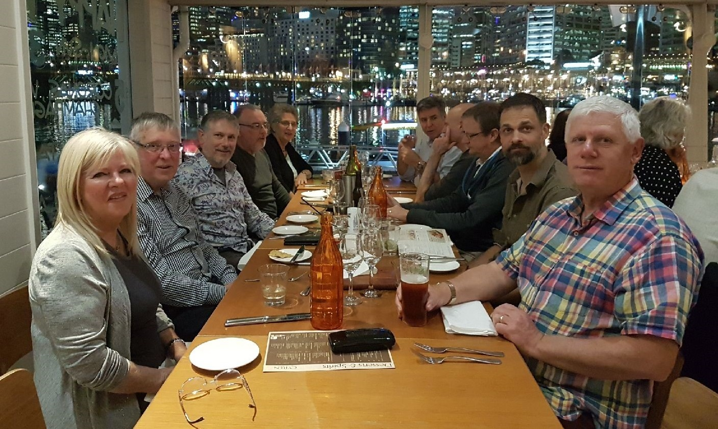 DAPCON 2017 Dinner