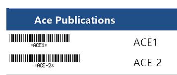 DataFlex Reports: behavior of code 3 of 9 barcode