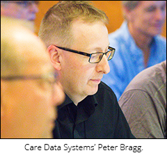 Care Data Systems' Peter Bragg
