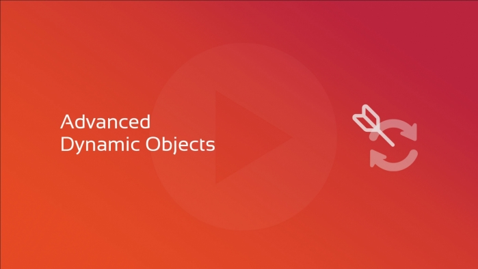New video course: Advanced Dynamic Objects