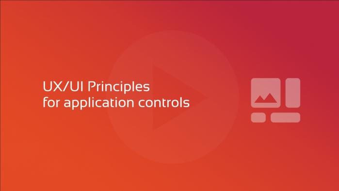 DataFlex UX/UI tips for application controls